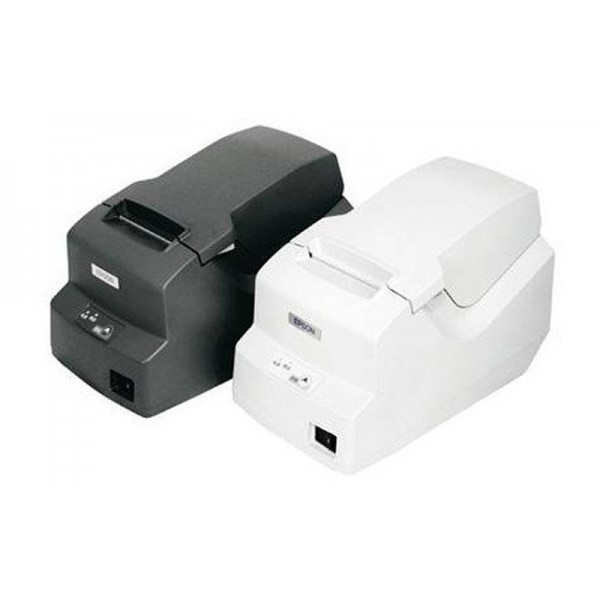 Термопринтер печати чеков EPSON TM-T58 (RS-232) черный