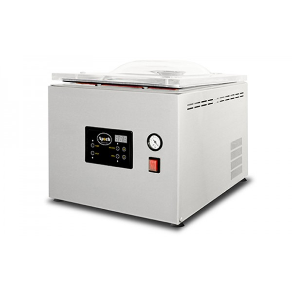Камерный вакуумный упаковщик Apach AVM308 L (длина сварочной планки 310 мм)