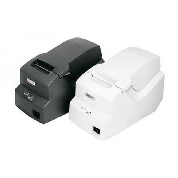 Термопринтер чековый EPSON TM-T58 (LPT) белый