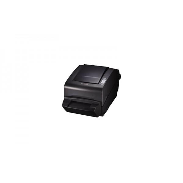 Этикеточный принтер BIXOLON SLP-T403G (USB, RS232, Parallel), черный