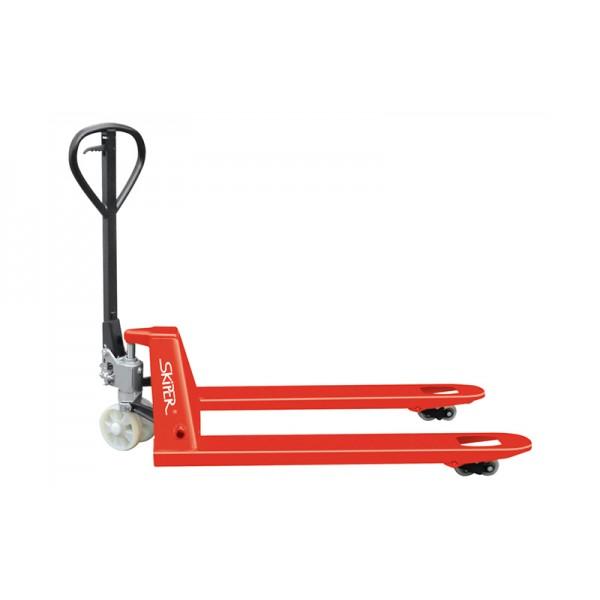 Ручная гидравлическая тележка Skiper SKF25 1500PP Profi (2500 кг), длина вил: 1500 мм