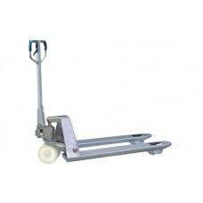 Ручная гидравлическая тележка Skiper SKG25 1150 N (2500 кг), длина вил: 1150 мм