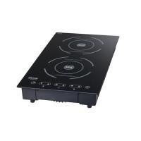 Настольная индукционная плита Bartscher IK 30S-EB 105936S с возможностью встраивания (2 конфорки)