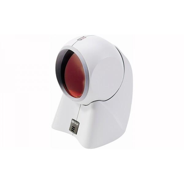 Настольный многоплоскостной сканер Honeywell (Metrologic) MS7120 Orbit, белый