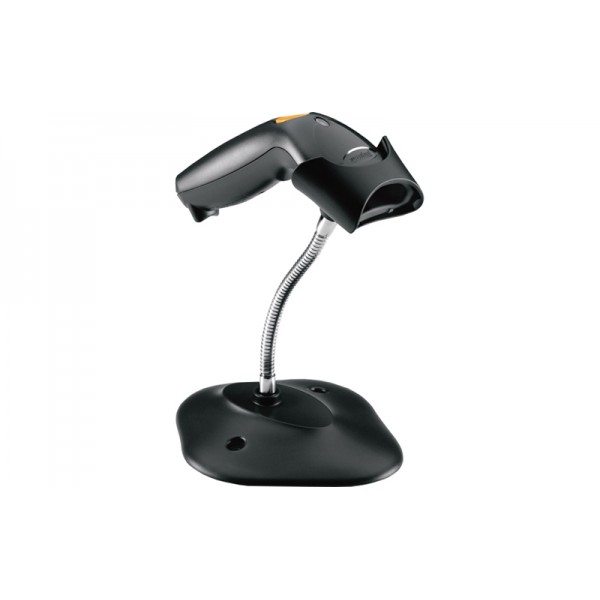 Ручной сканер штрих-кода Motorola Symbol LS1203 (KBW, PS/2) черный
