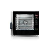 Электрический пароконвектомат Apach A 4/6 HD на 6 уровней под пекарские противни 600х400 мм