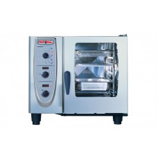 Электрический пароконвектомат RATIONAL Combi Master СМ 61 на 6 уровней
