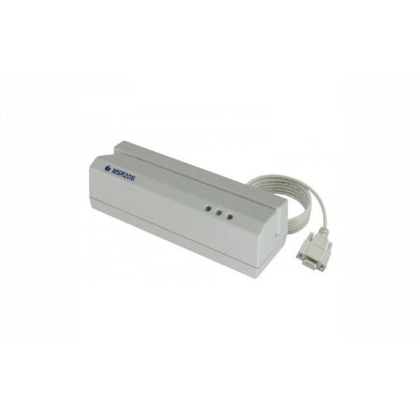 Кодировщик магнитных карт MSR-206U, USB-HID