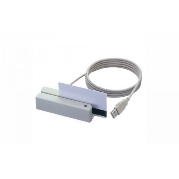 Считыватель магнитных карт Uniform MSR213, USB-HID