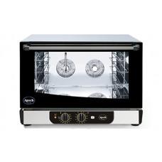 Конвекционная печь Apach AD46MI ECO с механическим управлением (4 уровня 600х400 мм или GN 1/1)