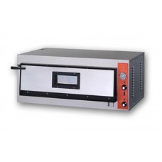 Электрическая печь для пиццы GGF E 4/A (одна камера 610х610х140 мм)