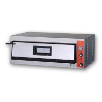 Электрическая печь для пиццы GGF E 6/60A (одна камера  910х610х140 мм)