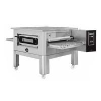Конвейерная печь для пиццы Apach AMT50 производительностью 35-45 пицц/час