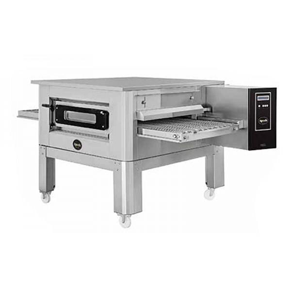 Конвейерная печь для пиццы Apach AMT80 производительностью 150-170 пицц/час