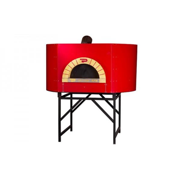 Дровяная печь для пиццы Pavesi RPM 140 объёмом 5,81 м. куб (вместимость 8-12 пицц)