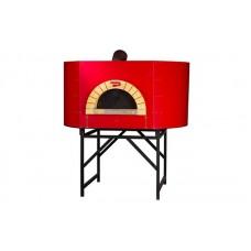 Дровяная печь для пиццы Pavesi RPM 140/160 объёмом 6,67 м. куб (вместимость 10-14 пицц)