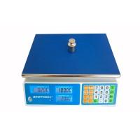Торговые весы Днепровес ВТД-Л1 (F902H-30L1) до 30 кг