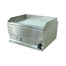 Настольная электрическая жарочная поверхность Kogast EZ-60 K гладкая хромированная, 600х600х340 мм
