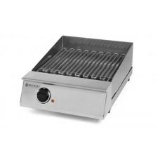 Электрический настольный вапо гриль Hendi 155202 (одна зона нагрева 325x354 мм)