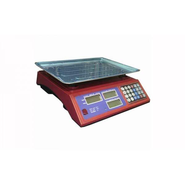 Торговые весы Днепровес ВТД-Л1 (F902H-35ЖК) до 35 кг, точность 5 г