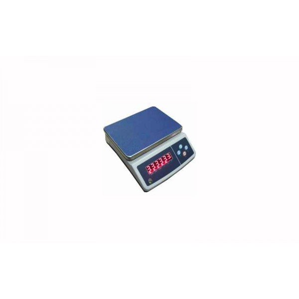 Фасовочные весы Днепровес ВТД-ФД (F998-6/0.1ED) до 6 кг, точность 0,1 г