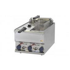 Электрическая настольная фритюрница Kogast EF-40/2 (две ванны по 4 л)