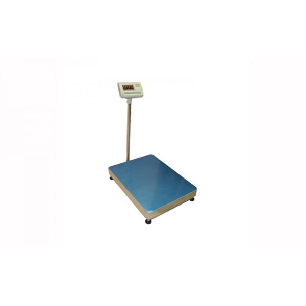 Товарные электронные весы Днепровес ВПД (FS608A-600) до 600 кг, точность 100 г, 600х800 мм
