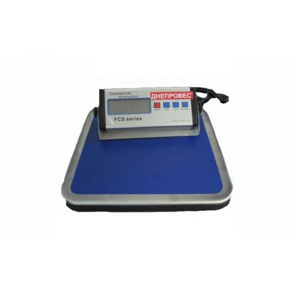 Товарные электронные весы Днепровес ВПД-ФКС (FCS-30) до 30 кг, точность 10 г