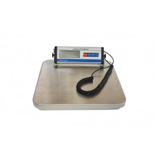 Товарные электронные весы Днепровес ВПД-ФКС (FCS-С-150) до 150 кг, точность 50 г, 350х400 мм