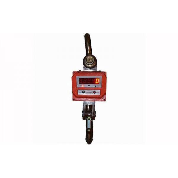 Крановые весы Днепровес OCS-20t-XZA до 20000 кг, точность 10 кг