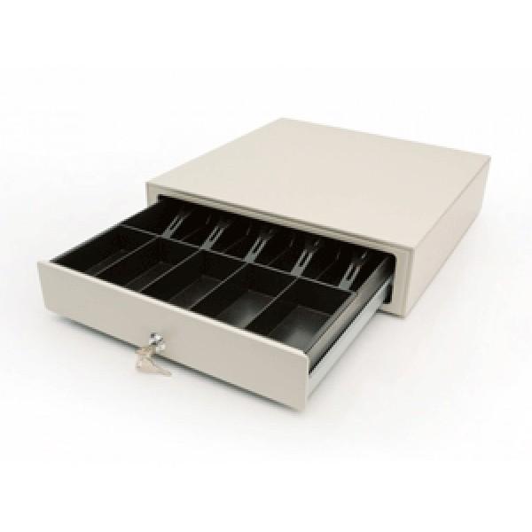 Ящик для хранения денег HPC 13S для POS-терминала белый