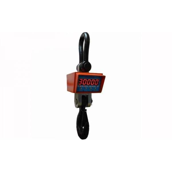Крановые весы Днепровес OCS-50t-XZA до 50000 кг, точность 20 кг