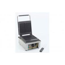 Однопостовая электровафельница Roller Grill GES 20 для объемных вафель прямоугольной формы 4х6 клеток