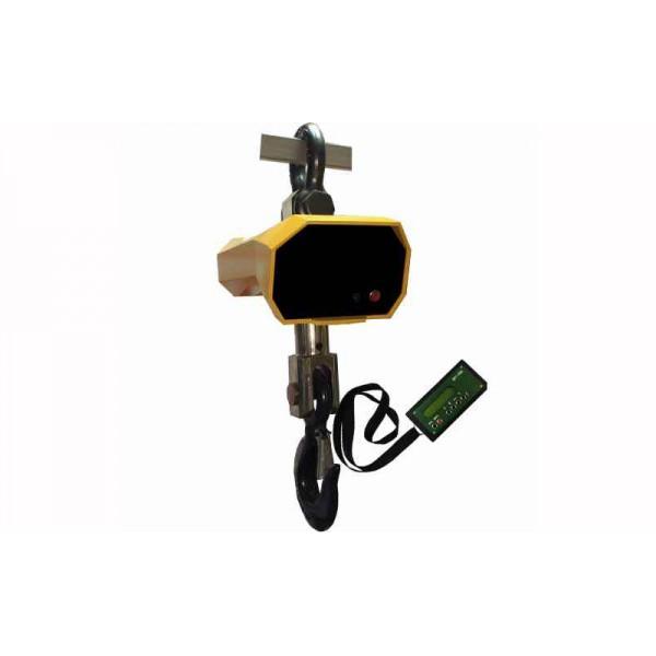 Крановые весы с радиоканалом Днепровес OCS-2t-XZ1 до 2000 кг, точность 1 кг