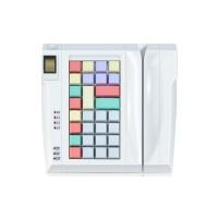 Программируемая POS-клавиатура РОS UA LPOS-032-M12 со считывателем магнитной полосы