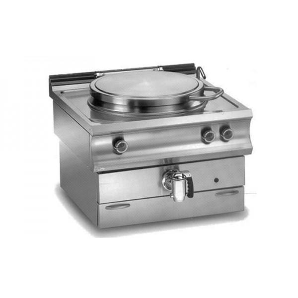 Электрический пищеварочный котел MBM E100IT9 с круглой емкостью объемом 100 л
