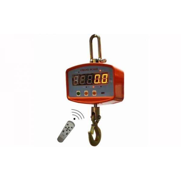 Крановые весы с радиоканалом Днепровес OCS-0,5t-XZA до 500 кг, точность 0,2 кг