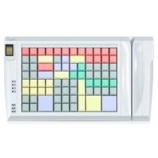 Программируемая POS-клавиатура РОS UA LPOS-096-M12 со считывателем магнитной полосы