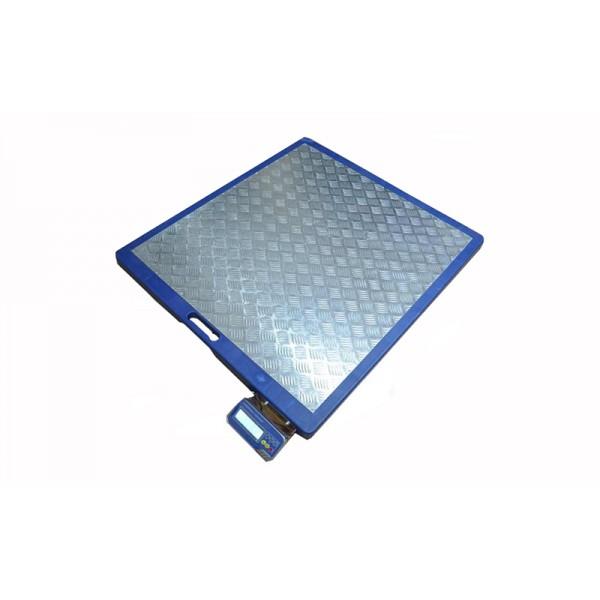 Платформенные весы Днепровес ВПД-В-1211, НПВ=2000 кг, d=1000 г, 1200x1100 мм