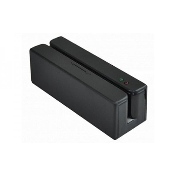 Считыватель магнитных карт TYSSO MMSR-12RM (RS-232) черный