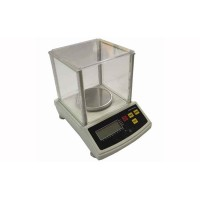 Лабораторные весы Днепровес FEH-300 до 300 г с точностью 0,01 г, 4-го класса точности
