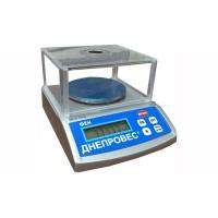 Лабораторные весы Днепровес ФЕН-300Л до 300 г с точностью 0,01 г, 4-го класса точности