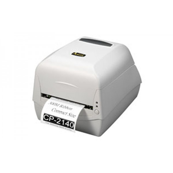 Термотрансферный принтер этикеток Argox CP-2140 (RS-232, USB 2.0) белый